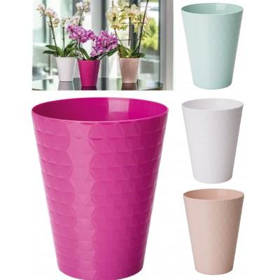 Diamond Plant Pots Orchid