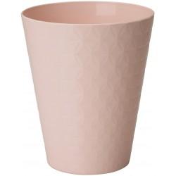 Plant Pots Diamond Orchid  Powder Pink