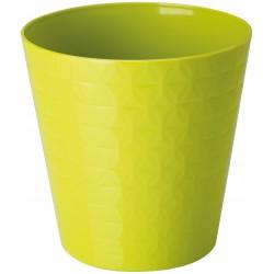 Plant Pots Diamond Lime