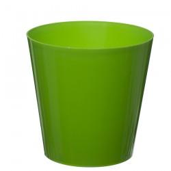 Green Aga Flower Pot