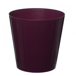 Plum  Aga Flower Pot