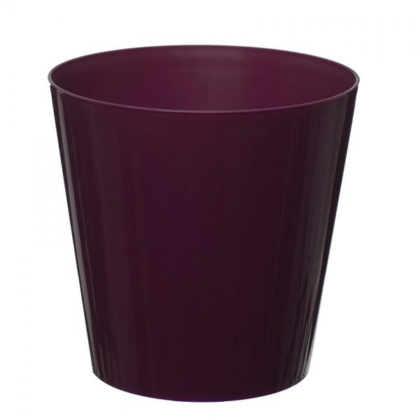 Plum Aga Flower Pot