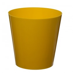 Yellow Aga Flower Pot