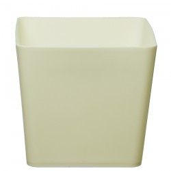 Aga Flower Pots square Ecru