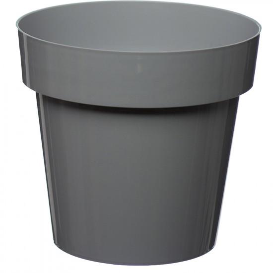 Flower Pots Classic Grey