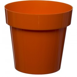 Flower Pots Classic Orange