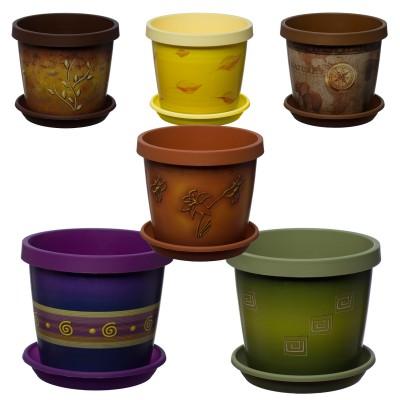 Keramo Flower pots