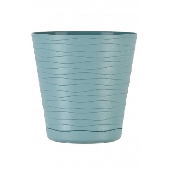 Flower Pots Tedi Green