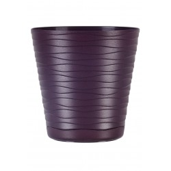 Flower Pots Tedi Plum