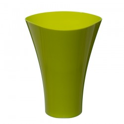 Flower Pots Wave 2-Lime