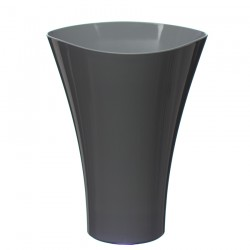 Flower Pots Wave 2-Grey