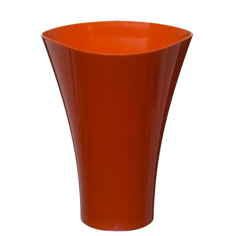 New Flower Pots Wave 2-Orange  sc 1 st  Flower Pots at Home Garden Ornaments & Flower Pots Wave 2 Orange
