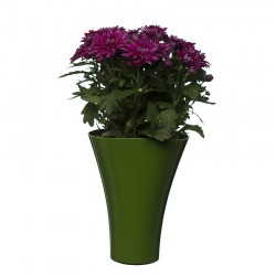 Flower Pots Wave 2-Green