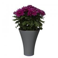 Flower Pots Wave 2-Grey