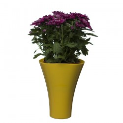 Flower Pots Wave 2-Yellow