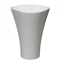 Flower Pots Wave 2-White