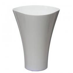 Flower Pots Wave 2-White