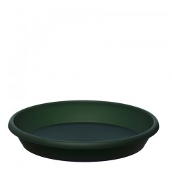 Flower Pots Saucers Deep Green RODOS