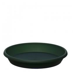 Flower Pots Saucers Deep Green RODOS