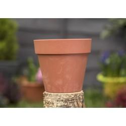 Plant Pots Ibiza Terracotta+Concrete