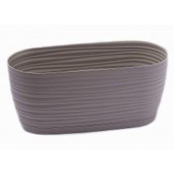 Sahara Oval Light Grey