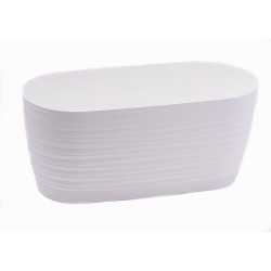 Sahara Oval White
