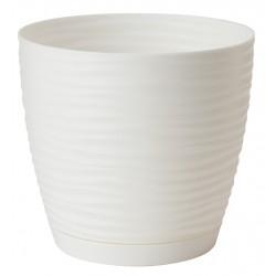 Plant Pots Sahara White