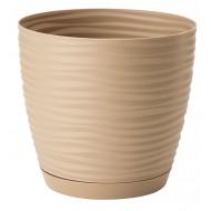 Plant Pots Sahara Caffe Latte