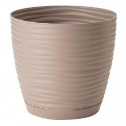Plant Pots Sahara Grey-Beige