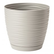 Plant Pots Sahara Light Grey