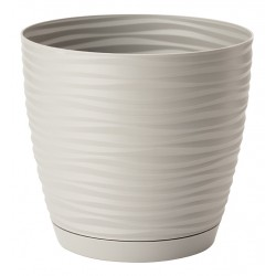 Plant Pots Sahara Light Grey