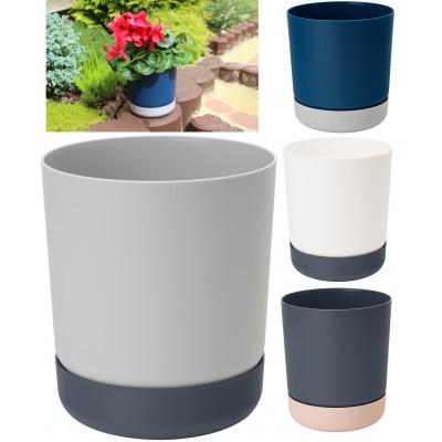 Satina Duo Plant Pots