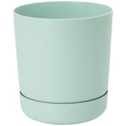 Satina Plant Pots Mint