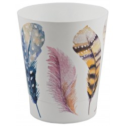 Plant Pots Large Feathers 13.5 cm