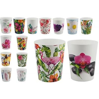 Exotic Flower Pots