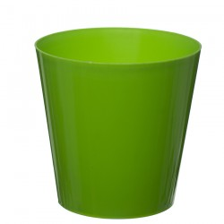 10 Pack-Green Aga Flower Pot