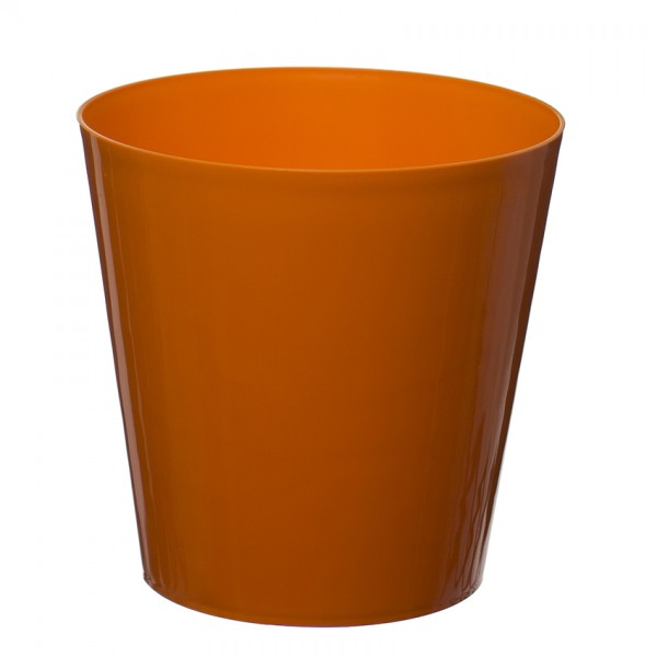 10 Pack-Orange Aga Flower Pot