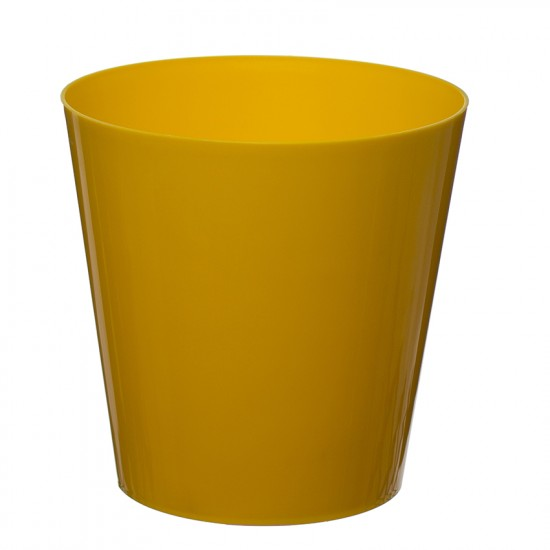 10 Pack-Yellow Aga Flower Pot
