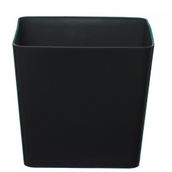 Aga Flower Pots square Black