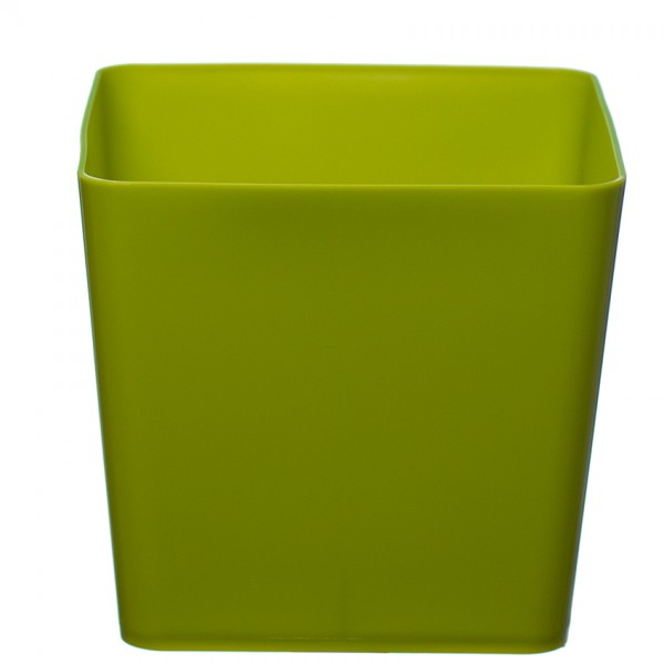 Aga Flower Pots square Lime