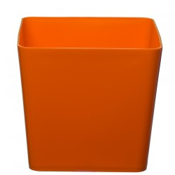 Aga Flower Pots square Orange