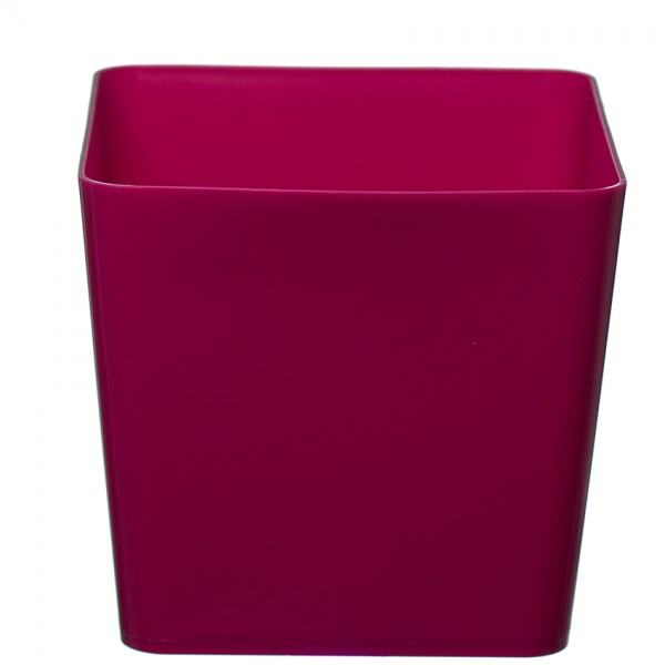 Aga Flower Pots square Pink