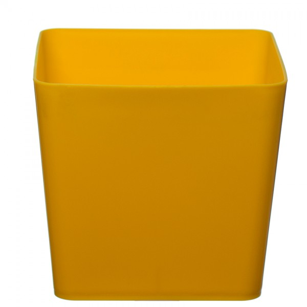 Aga Flower Pots square Yellow