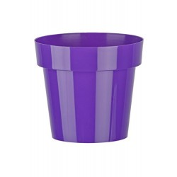 Flower Pots Classic Violet