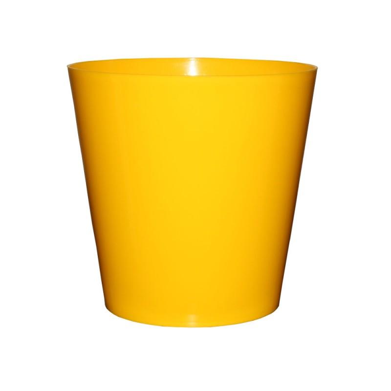 Yellow aga flower pot mightylinksfo